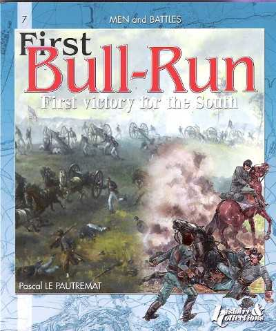 >FIRST BULL-RUN. FIRST VICTORY FOR THE SOUTH<