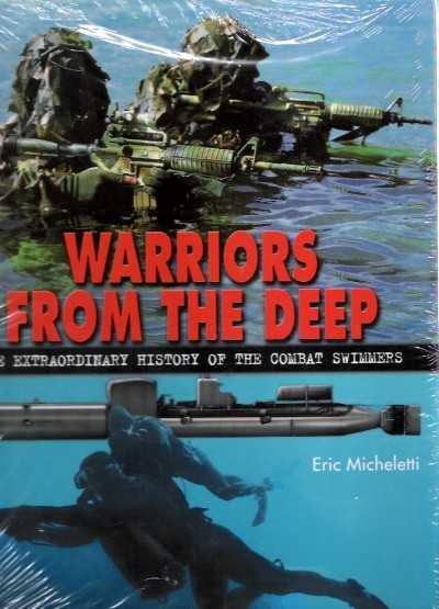 >WARRIOR FROM THE DEEP<