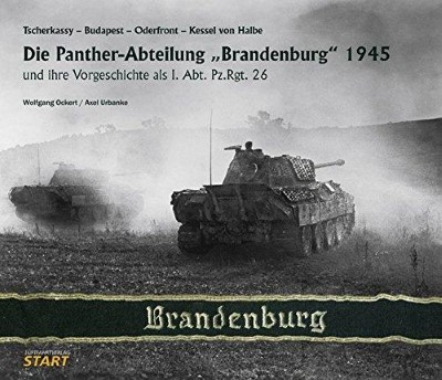 >THE PANTER-BATTALION BRANDENBUG 1945<
