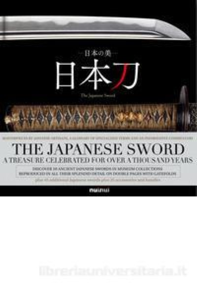 >THE JAPANESE SWORD<