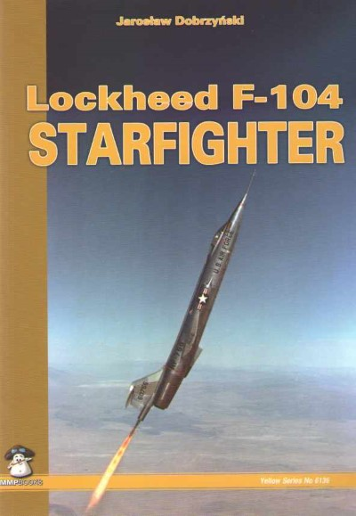 >LOCKHEED F-104 STARFIGHTER<