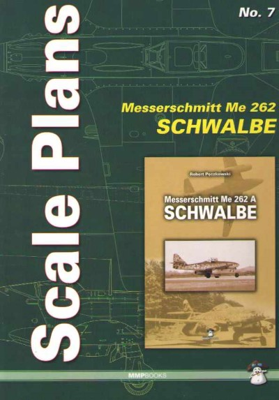 >SCALE PLANS MESSERSCHMITT ME 262 SCHWALBE<