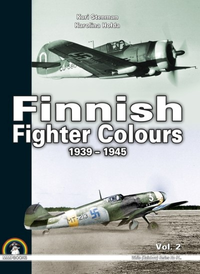>FINNISH FIGHTER COLOURS 1939-1945<