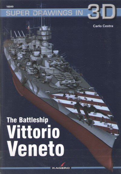 >THE BATTLESHIP VITTORIO VENETO (3D)<