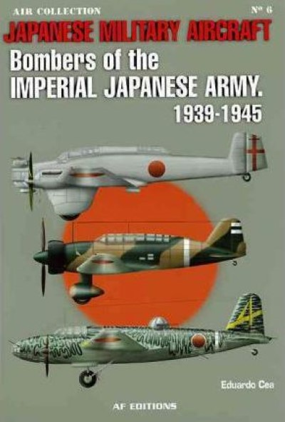 >BOMBERS OF THE IMPERIAL JAPANESE ARMY 1939-1945<