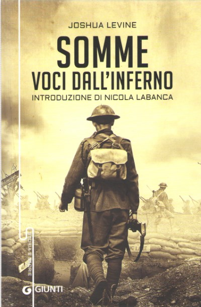 >SOMME. VOCI DALL'INFERNO<