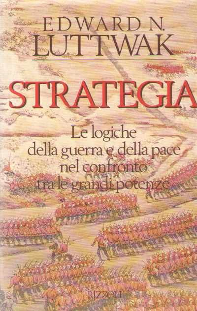 >STRATEGIA (COPERTINA RIGIDA)<