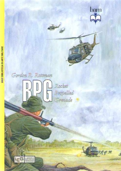 >RPG ROCKET PROPELLED GRENADE<