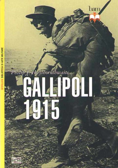 >GALLIPOLI 1915<