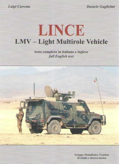 >LINCE. LMV-LIGHT MULTIROLE VEHICLE<