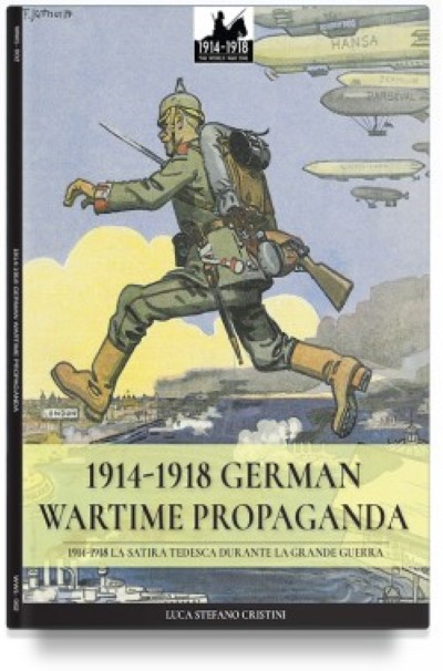 >1914-1918 GERMAN WARTIME PROPAGANDA<