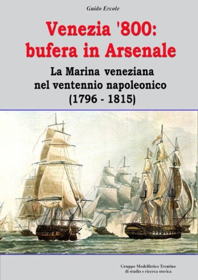 >VENEZIA '800: BUFERA IN ARSENALE<