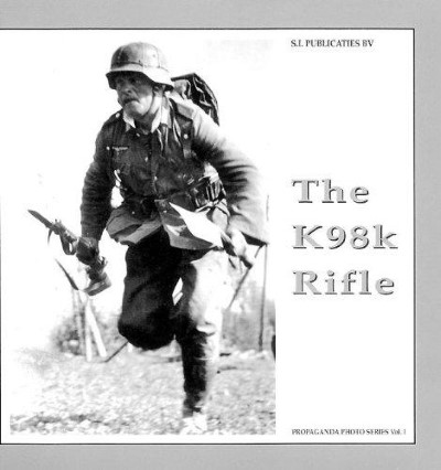 >THE K98K RIFLE<