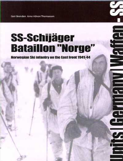 >SS-SCHIJAEGER BATAILLON NORGE<